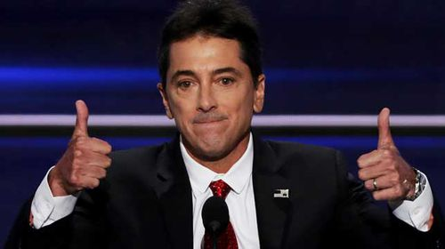 Scott Baio from TV's Joanie Loves Chachi. (Source: AFP)