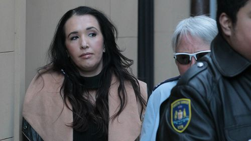 Louise Catherine Spiteri-Ahern has been jailed for the murder of her ex-lover Raymond Pasnin. (AAP)