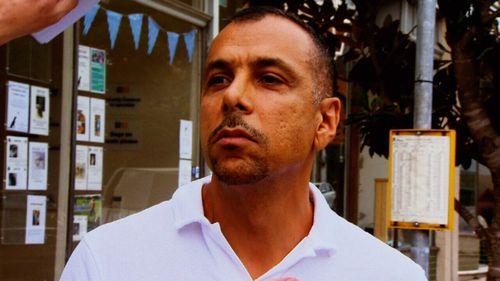 Ash Samadi lives in a $15 million home in Sydney,