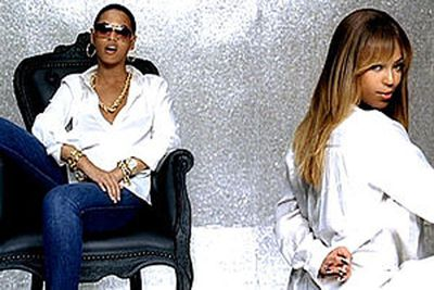 Bey decided to own hubby Jay Z's verse on 2006 single 'Upgrade U', dressing in drag to play him in the iconic video.