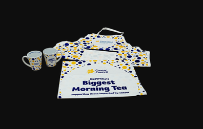 Australia's Biggest Morning Tea raises money for cancer research.