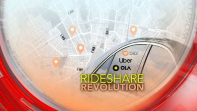 Rideshare revolution