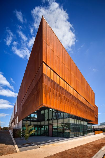 The South Australian Drill Core Reference Library by Thomson Rossi