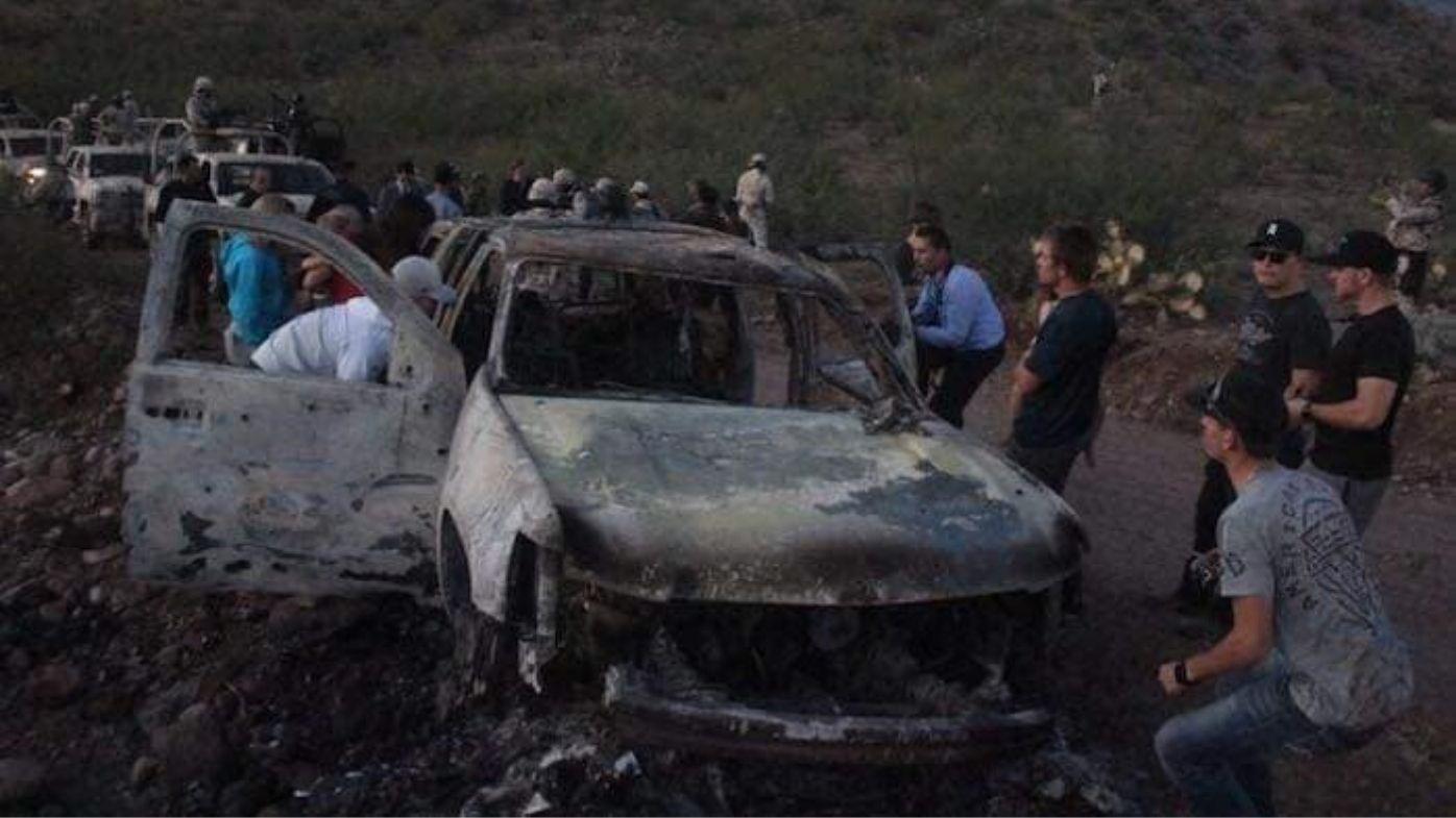 Hundreds attend funerals of Mexico Mormon massacre victims
