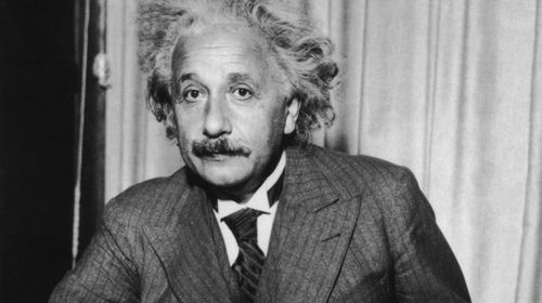 Scientists detect Albert Einstein's theoretical gravitational waves