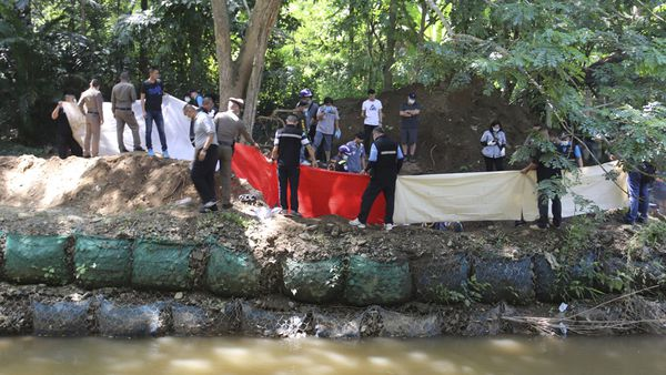 Bodies of British millionaire Alan Hogg and wife Nott found in shallow Thai grave after alleged contract killing