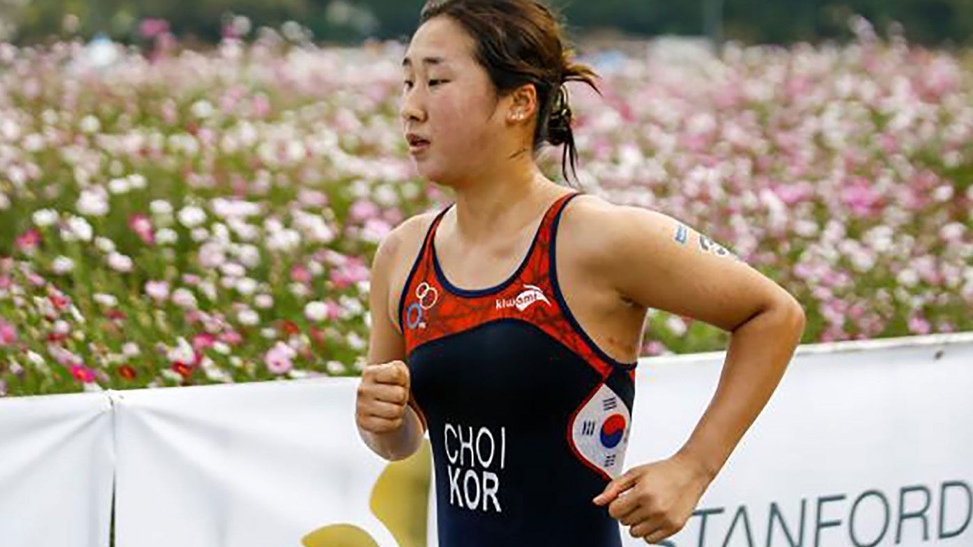 Choi Suk-hyeon, a South Korean triathlete, took her own life last month.