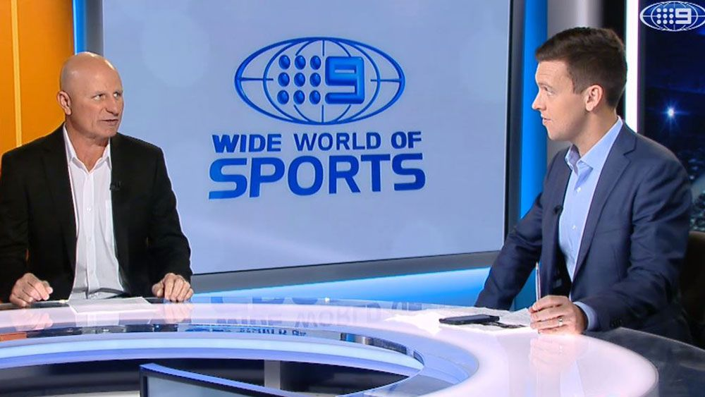 Peter Sterling defends commitment to State of Origin cause against critics