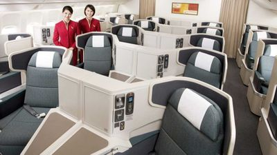 <strong>Cathay Pacific</strong>