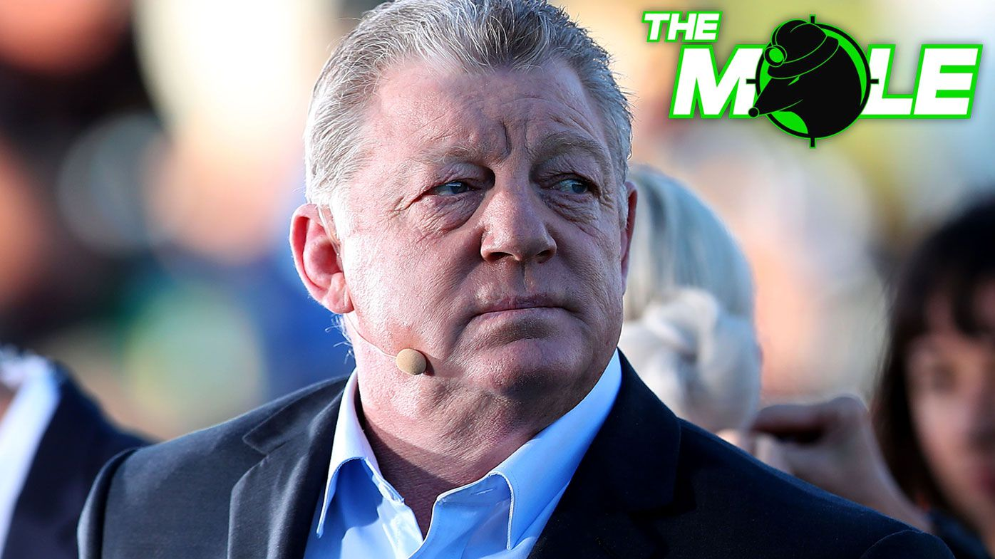 Phil Gould has a big task ahead of him to turn the Bulldogs around.