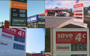 Calls for better regulation of Adelaide fuel prices