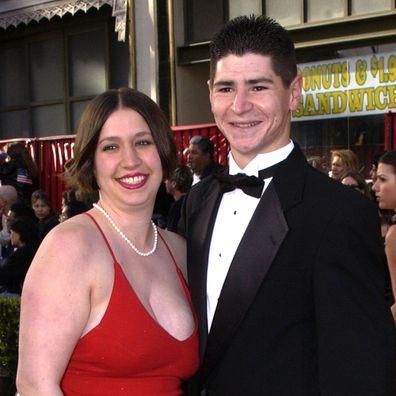 Michael Fishman and Jennifer Briner