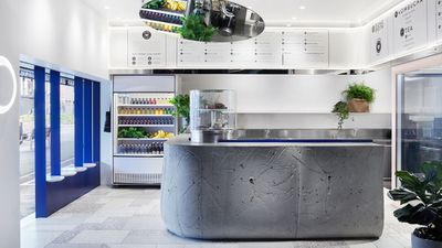 Happy Place, Melbourne VIC - nominated for best retail design