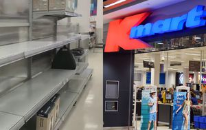 Kmart, Target, Big W restocks 'due in late June' as shoppers share snaps of bare shelves