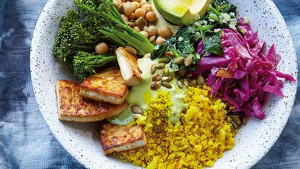 Buddha bowl recipe
