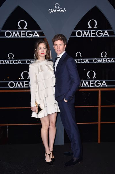 Eddie Redmayne and his wife Hannah are expecting their second baby. Yes - that's a teeny baby bump you see there. Baby to be will join the couple's 16-month-old daughter, Iris Mary.