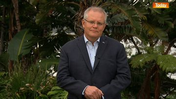 "Scott Morrison says ""fair-minded Australians"" would understand the reasons behind his family holiday."