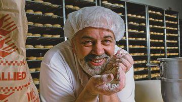 Legendary Adelaide baker Vilmos 'Vili' Milisits dies