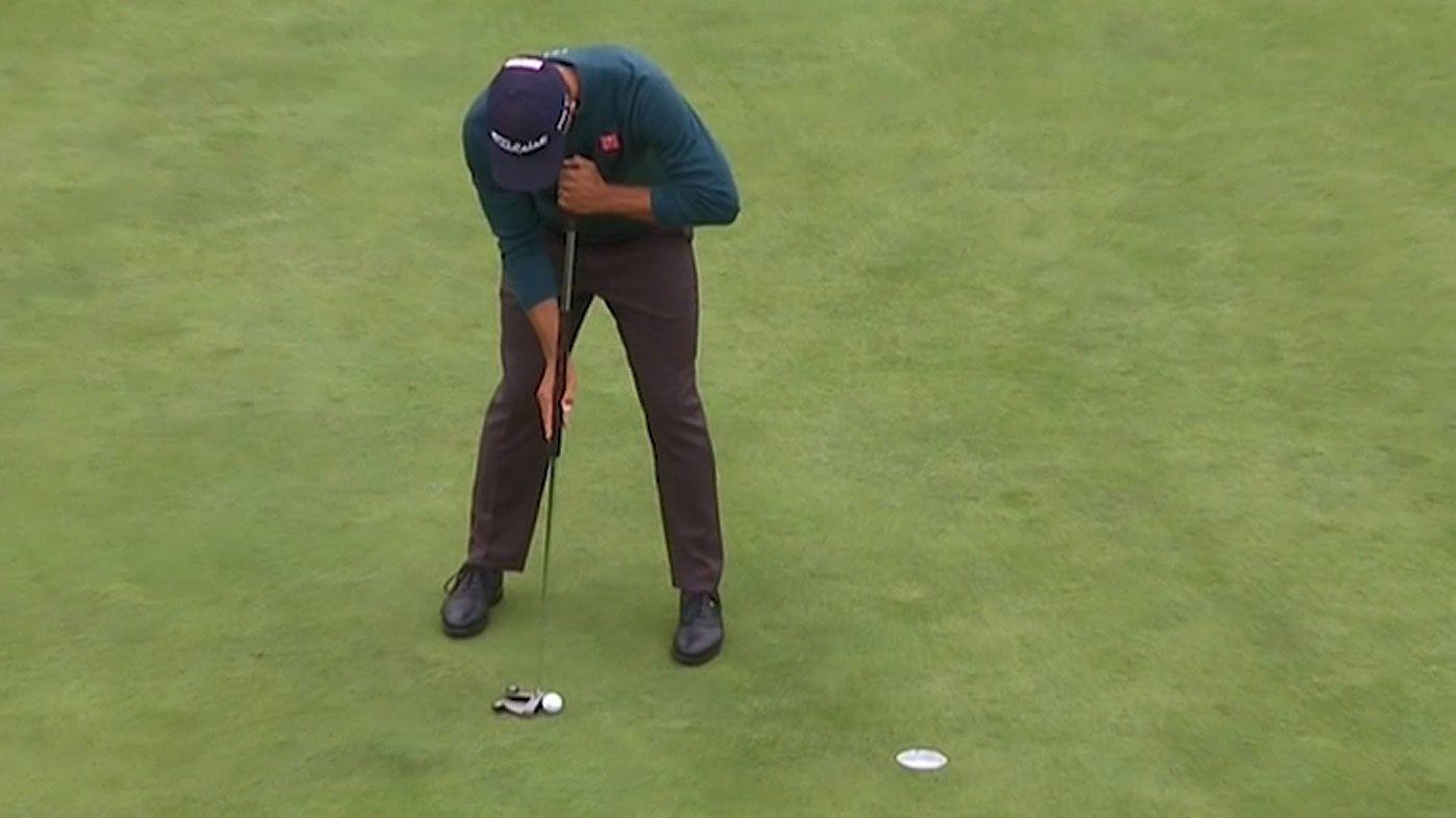 'Pissed off' Aussie golfer Adam Scott throws away US Open chance