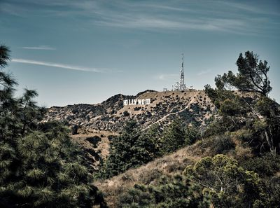 #1 Hollywood Sign