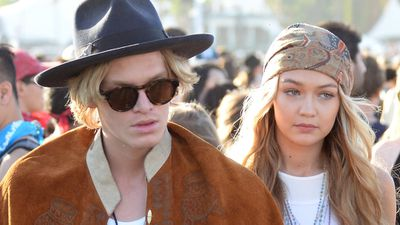 Gigi Hadid and Cody Simpson