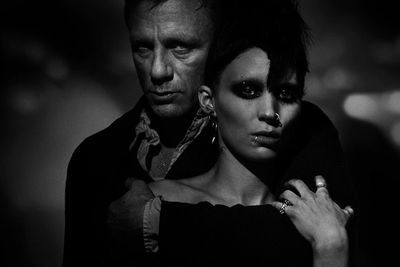 """This is actually the second film to be based on Stieg Larsson's international best-seller, <i>The Girl With The Dragon Tattoo</i>, after the brilliant Swedish version. This one directed by <i>The Social Network</i>'s David Fincher, stars Daniel Craig as Mikael Blomkvist and Rooney Mara as Lisbeth Salander. The pair are on the hunt for a girl who's been missing for 40 years and may have been murdered.<br/><br/><b><a target=""""_blank"""" href=""""http://yourmovies.com.au/movie/42648/the-girl-with-the-dragon-tattoo"""">*Vote for this movie on MovieBuzz</a></b>"""