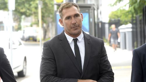 Bolton, who plays for rugby league team the North Queensland Cowboys, plead guilty at Waverley Court this morning.