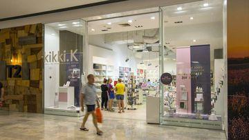 A kikki.K store in Westfield Chermside.