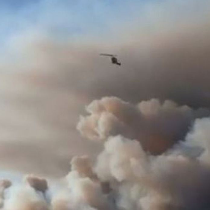 Smoke alert issued for Perth's southern region