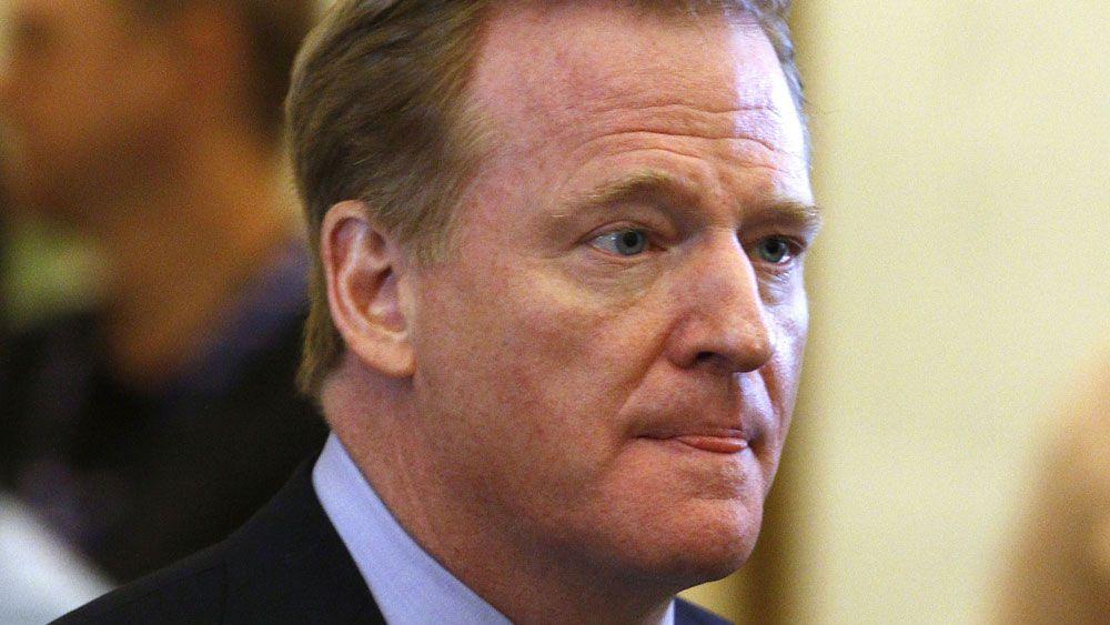 NFL commissioner Roger Goodell. (AAP)