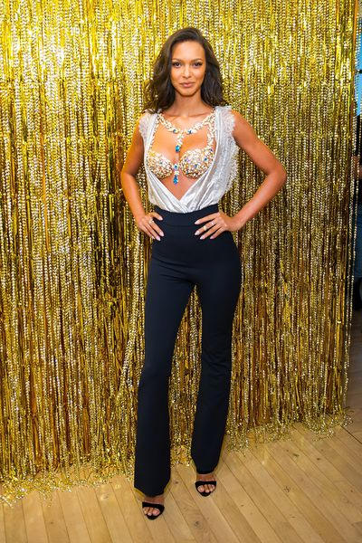 <p>It's less than two weeks away before the Victoria's Secret angels will be spreading their rhinestone encrusted wings for the brand's annual runway spectacular.</p> <p>You know the drill: feathers, diamonds, lots of fake tan, and of course, the Fantasy Bra.</p> <p>This year, the bejeweled bra will be worn by Brazilian model, Lais Ribeiro.</p> <p>Ribeiro will strut her stuff in the 'Champagne Nights Fantasy Bra' which is valued at a whopping $2.6 million. </p> <p>The bra is made of gold, diamonds, yellow sapphires and blue topaz. It also requires Ribeiro to be in the presence of a bodyguard at all times.</p> <p>The Fantasy Bra is a Victoria's Secret tradition and is typically seen as a career-making moment for an angel. Previous wearers include Claudia Schiffer (who wore the first-ever Fantasy Bra in 1996), Heidi Klum, Jasmine Tookes, Gisele Bundchen and Australia's own Miranda Kerr. </p> <p>Get your angel wings ready for this year's show by clicking through to see all the best moments of the Victoria's Secret Fantasy Bra.</p>