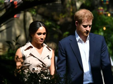 Palace offering 'vulnerable' Harry and Meghan the option to return amid press intrusion