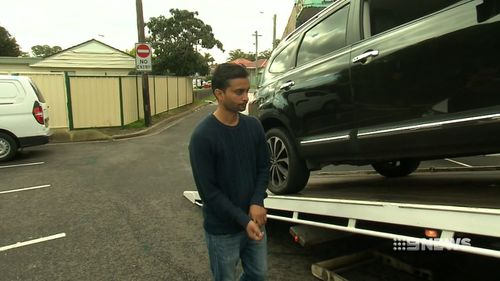 190605 Sydney Blacktown drink driving dad crash crime news NSW Australia