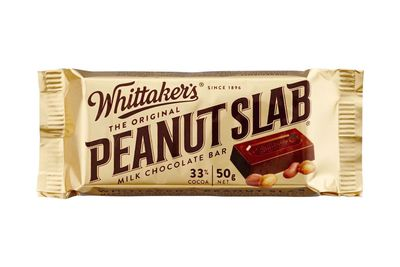 1/3 of a Whittaker's Peanut Slab is 100 calories