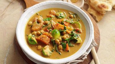 Soupy curries