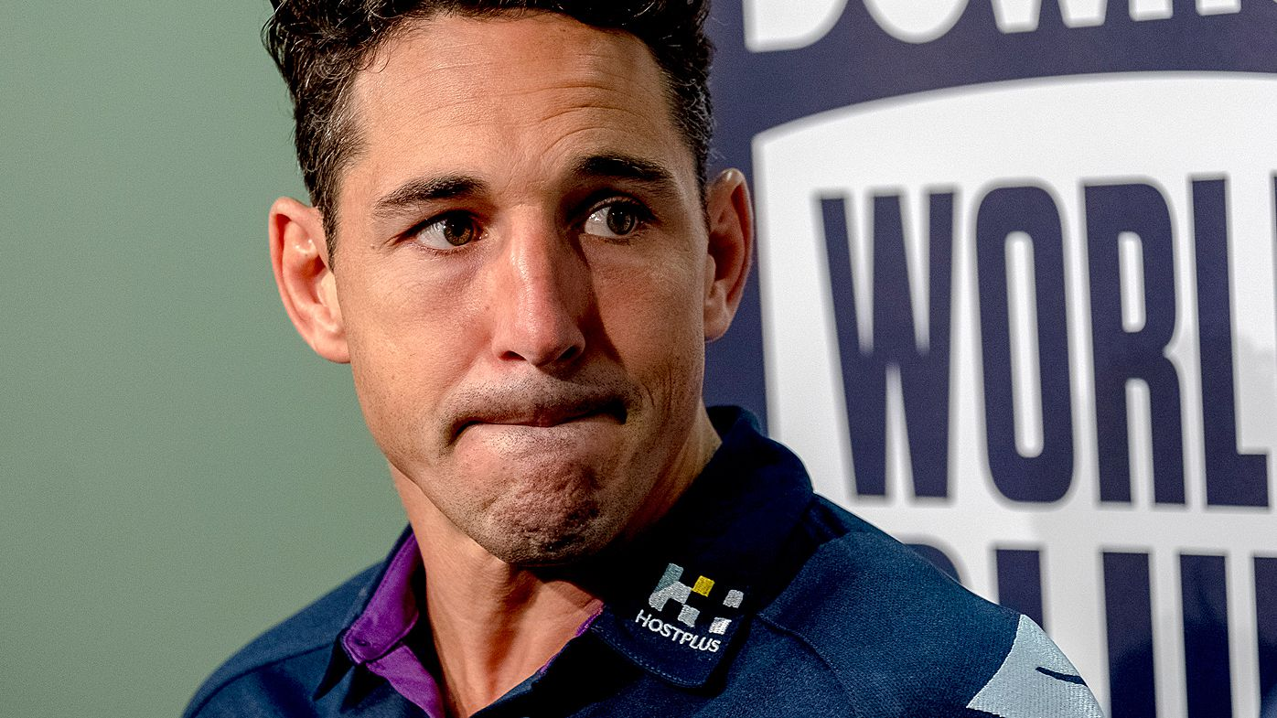 Injured Slater to miss Storm's round one