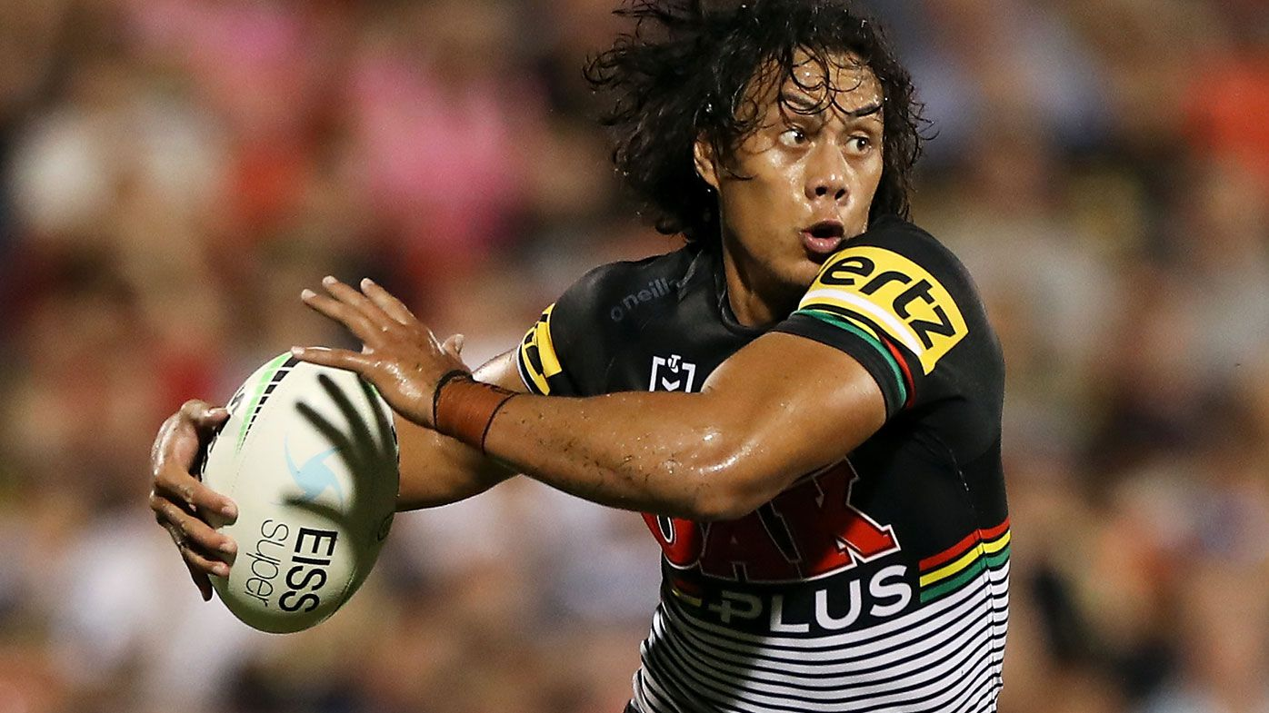 EXCLUSIVE: Why Jarome Luai wasn't ready for an early NSW Origin debut last year
