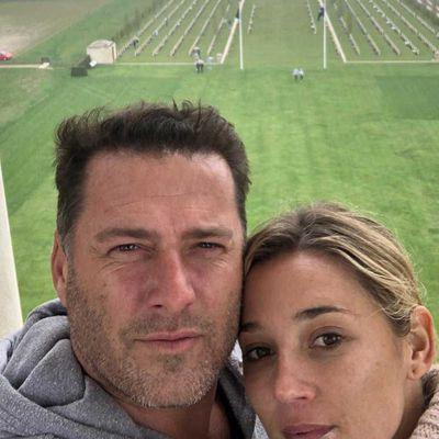 Karl Stefanovic and Jasmine Yarbrough: April 2019