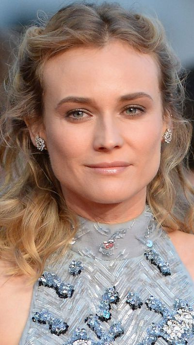 <p>We want to channel<strong> Diane Kruger</strong>'s subtle grey twist on the smoky eye, stat.</p>
