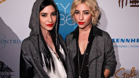 Watch: The Veronicas announce new single, complete with creepy video teaser