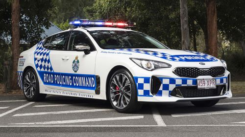 Now the Queensland Poliec have jumped on board - boosting their road fleet with 50 of the new turbocharged sedans. Picture: Supplied.