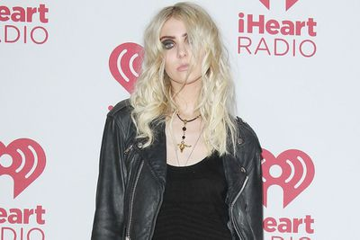 Taylor Momsen: Now...