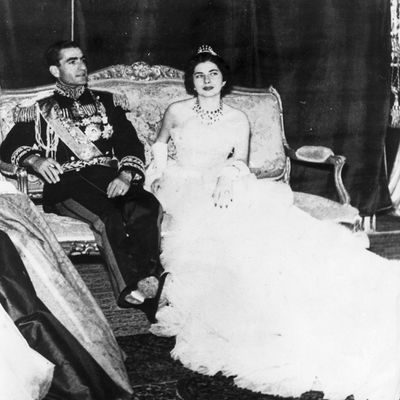 Queen Soraya, 01 February, 1951