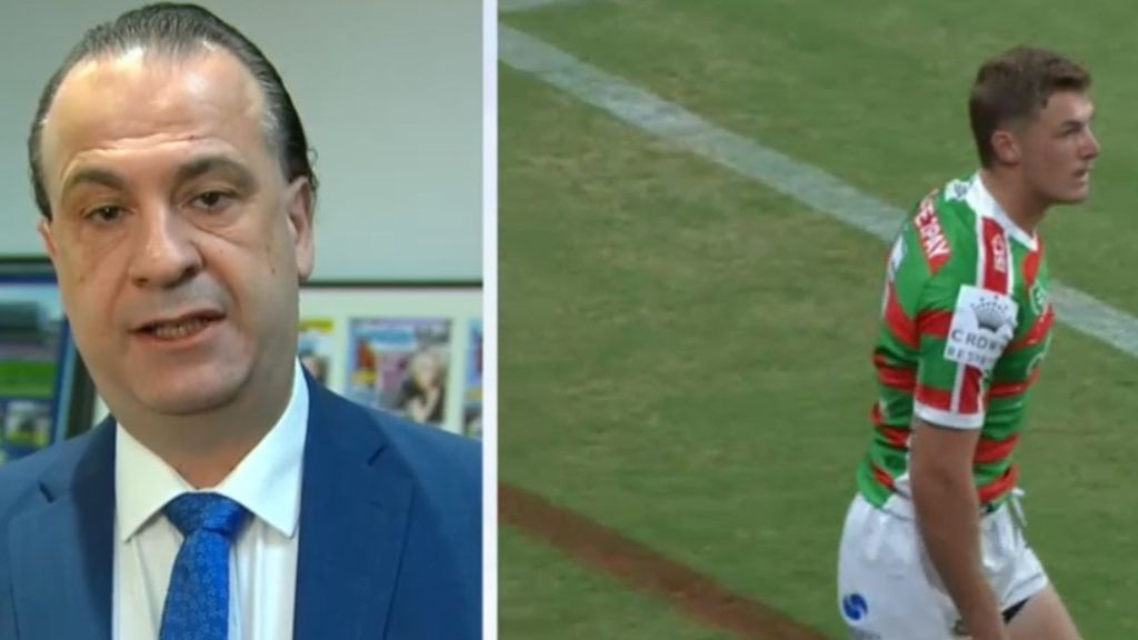 NRL boss Peter V'landys says 'D-day' for broadcasters is today