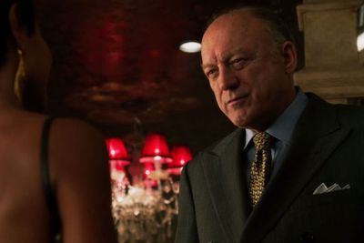 <i>The Wire</i> star John Doman plays Carmine 'The Roman' Falcone, Fish Mooney's boss and the head of Gotham City's biggest organised crime network.