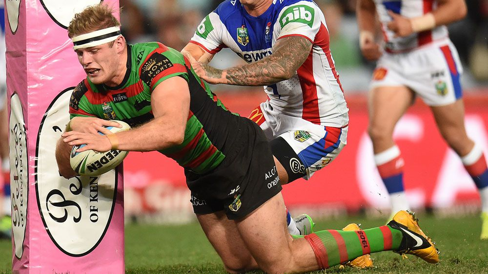 Tom Burgess. (AAP)