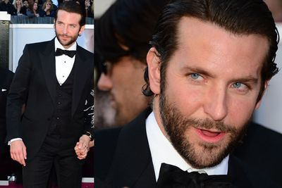We found the silver lining - It's Bradley Cooper.