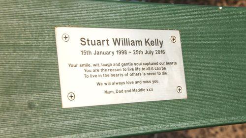 Stuart died in 2015. (60 Minutes)
