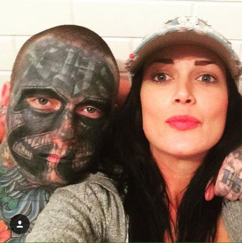 The sister of 'Lizard Man' Bronson Ellery has opened up about his life and death almost two years after an alleged murder-suicide incident. Picture: Facebook.