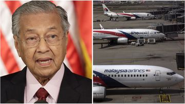 The Malaysian PM says the government is considering different options regarding the troubled Malaysia Airlines.